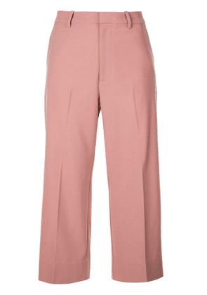 Co wide leg trousers - Red