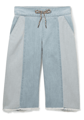 Chloé Kids - Ages 2 - 5 Two-tone Jeans