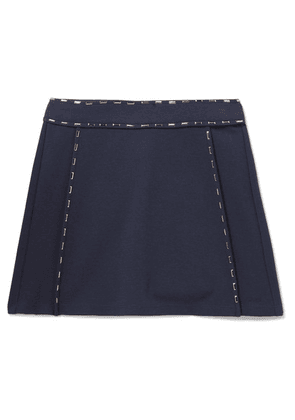 Chloé Kids - Ages 6 - 12 Embellished Stretch-jersey Skirt