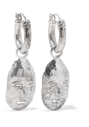 Ellery - Morisco Silver-plated Earrings - one size