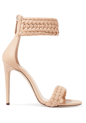 Altuzarra - Ghianda Braided Leather Sandals - Neutral
