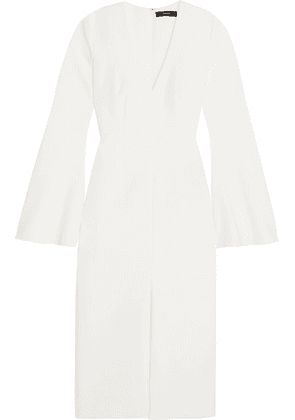 Ellery - Crepe Dress - White