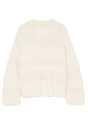 Elizabeth and James - Torry Knitted Sweater - Cream