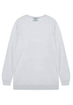Prada - Wool Sweater - Sky blue