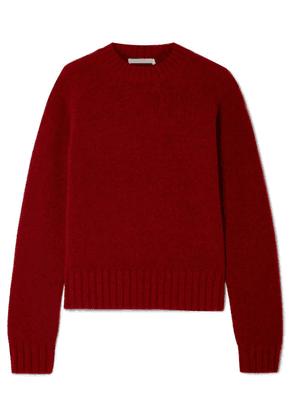 Helmut Lang - Knitted Sweater - Red