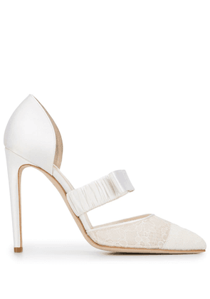 Chloe Gosselin Lily pumps - White