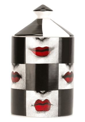 Fornasetti scented candle - Black