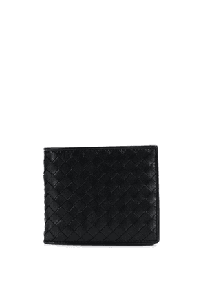 Bottega Veneta woven wallet - Black