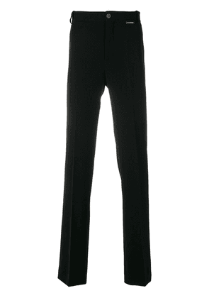 Balenciaga fitted trousers - Black