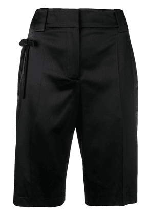 Prada logo shorts - Black