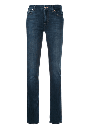 7 For All Mankind Kimmie straight leg jeans - Blue