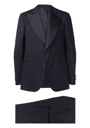 Dell'oglio two-piece dinner suit - Blue
