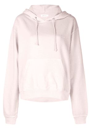 Anine Bing joey hooded sweatshirt - Pink