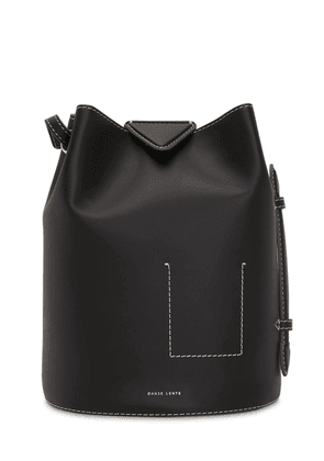 Jamie Leather Backpack