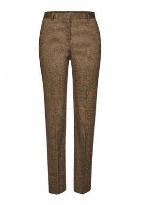 Theory Tailored Pants with Linen