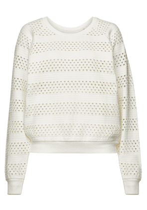 Closed Cotton Pullover