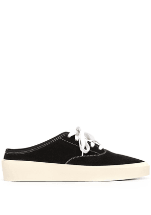 Fear Of God slip-on mule sneakers - Black