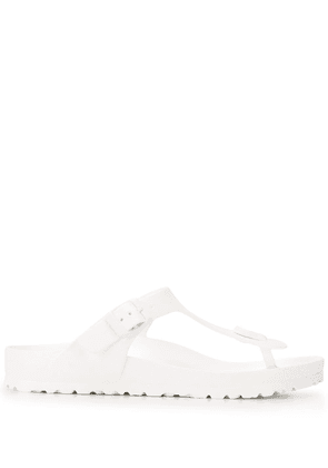 Birkenstock slip-on sandals - White