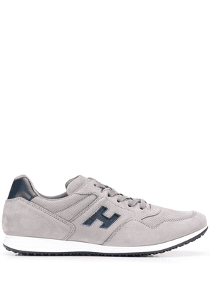 Hogan lace-up sneakers - Grey