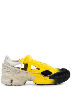 Adidas By Raf Simons Black, Yellow and Beige X Raf Simons Replicant