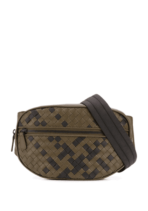Bottega Veneta woven belt bags - Green