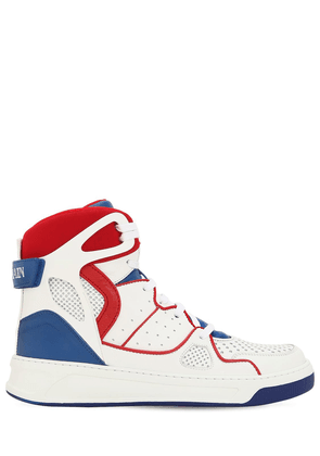 Keith Leather High Top Sneakers