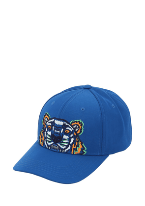 Embroidered Techno Canvas Baseball Hat