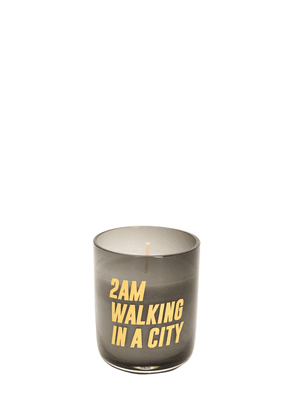 2am Walking In A City Memories Candle
