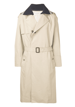 JW Anderson belted trench coat - Neutrals