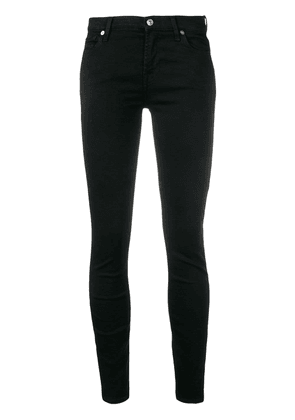 7 For All Mankind skinny jeans - Black