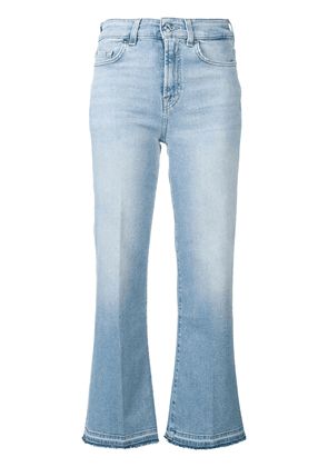 7 For All Mankind wide leg jeans - Blue