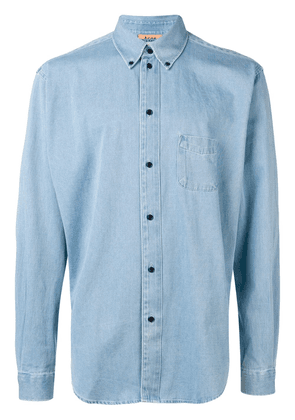 Acne Studios Long-sleeved shirt - Blue