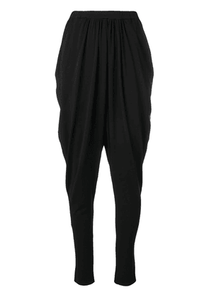 Isabel Marant evening jersey trousers - Black