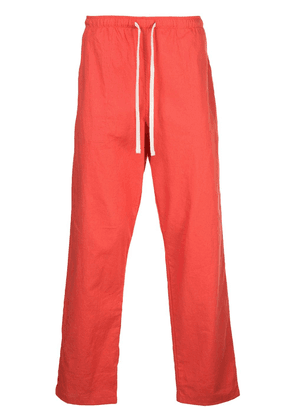 Battenwear Active Lazy Pants - Red