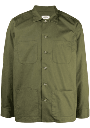 Battenwear Five Pocket Canyon Shirt - Green