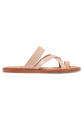 Common Projects - Leather Sandals - Neutral