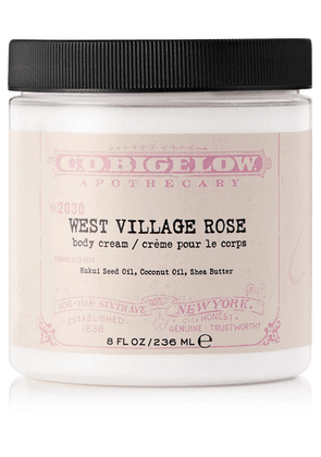 C.O. Bigelow - West Village Rose Body Cream, 236ml - one size