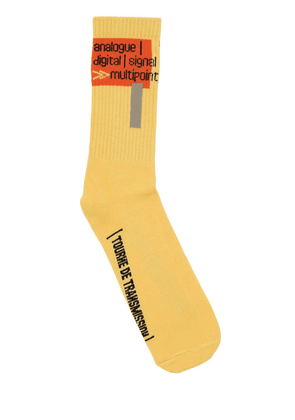 Multipoint Cotton Socks