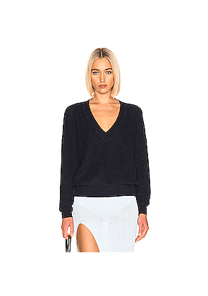 Equipment Amory Sweater in Blue
