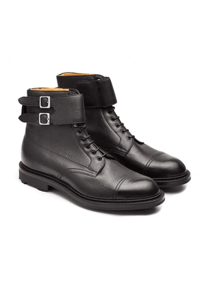 Black Kentmere Utah Leather Field Boots