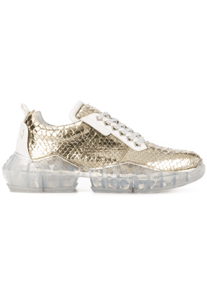 Jimmy Choo Diamond sneakers - Gold
