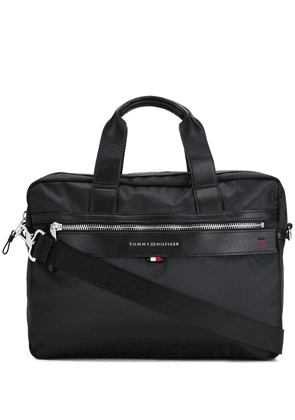 Tommy Hilfiger Elevated laptop bag - Black
