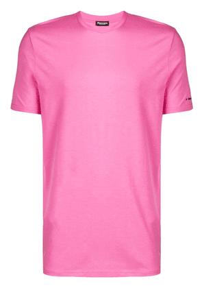 Dsquared2 crew neck T-shirt - Pink
