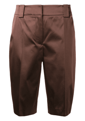 Prada bermuda shorts - Brown