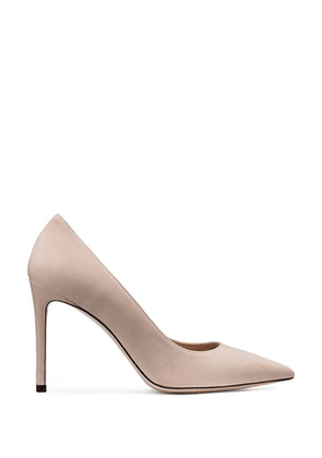 Stuart Weitzman - The Leigh 95 Pump In Dolce Taupe - Size 37