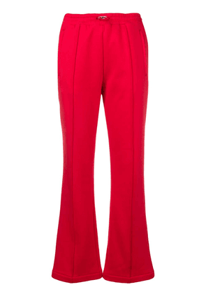 Moncler drawstring track trousers - Red