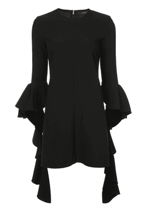 Ellery Cascade dress - Black