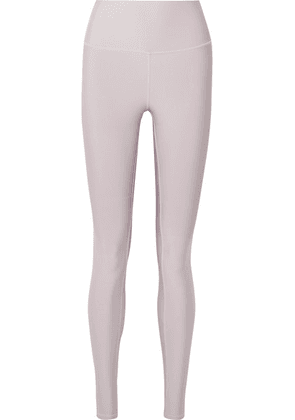 Alo Yoga - Airlift Stretch Leggings - Lilac