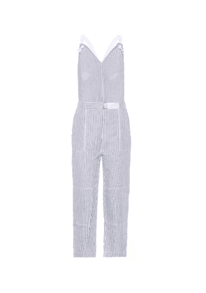 Ellen cotton and linen jumpsuit
