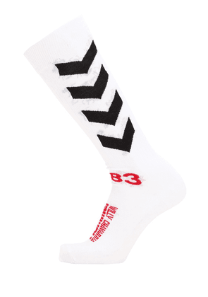 Willy Chavarria Cotton Blend Sport Socks